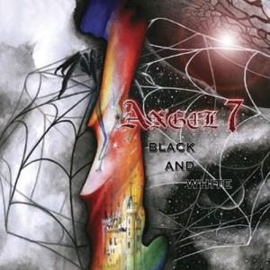 ANGEL 7 - Black And White