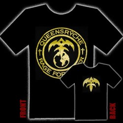 QUEENSRYCHE - Rage For Order T-Shirt