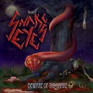 SNAKE EYES - Beware Of The Snake CD