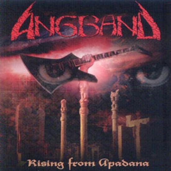 ANGBAND - Rising From Apadana CD