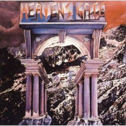 HEAVEN'S GATE - In Control / Open The Gate And Watch CD