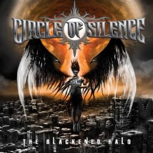 CIRCLE OF SILENCE - The Blackened Halo  +OBI