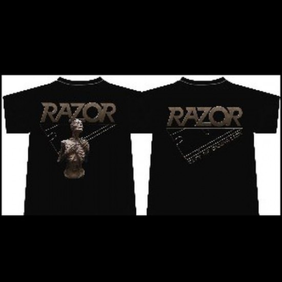 RAZOR - City Of Damnation T-Shirt