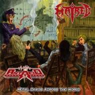 ANTACID/HATRED - Metal Chaos Across The World + OBI CD