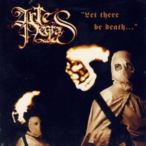ARTES NEGRAS - Let There Be Death...