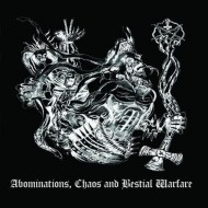 ADOKHSINY / LAND OF HATE / WICKED / NADIMAC / WARGOATCULT - Abominations, Chaos And Bestial Warfare CD