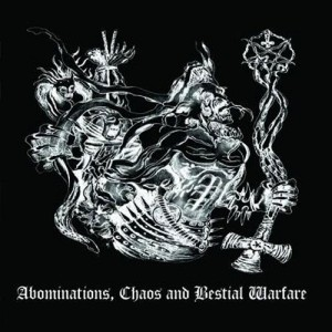 ADOKHSINY / LAND OF HATE / WICKED / NADIMAC / WARGOATCULT - Abominations, Chaos And Bestial Warfare