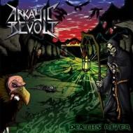ARKAYIC REVOLT - Deaths River CD