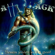 ATTACK - Seven Years In The Past CD