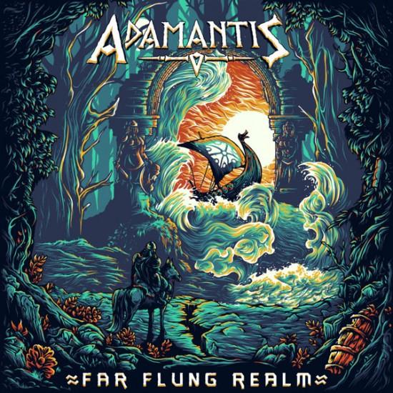 ADAMANTIS - Far Flung Realm CD