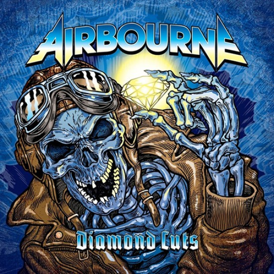 AIRBOURNE - Diamond Cuts CD+DVD BOX