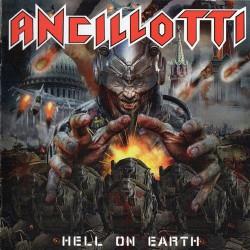 ANCILLOTTI - Hell On Earth CD