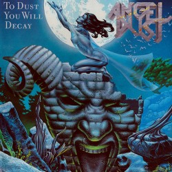 ANGEL DUST - To Dust You Will Decay CD