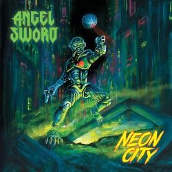 ANGEL SWORD - Neon City CD