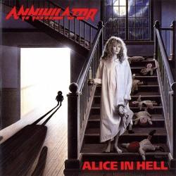 ANNIHILATOR - Alice In Hell CD