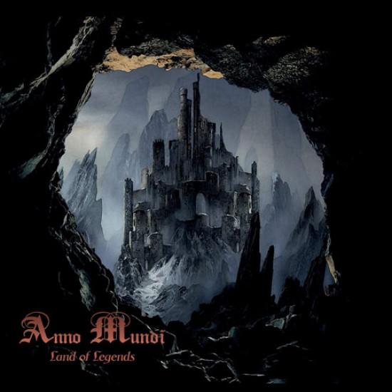 ANNO MUNDI - Land Of Legends CD