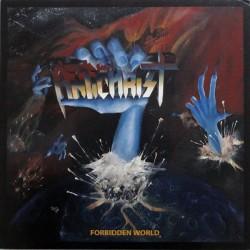 ANTICHRIST - Forbidden World Vinyl LP