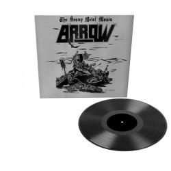ARROW - The Heavy Metal Mania / Master Of Evil Black Vinyl LP
