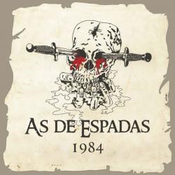 AS DE ESPADAS - 1984 Vinyl