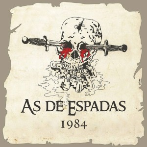 AS DE ESPADAS - 1984 Vinyl