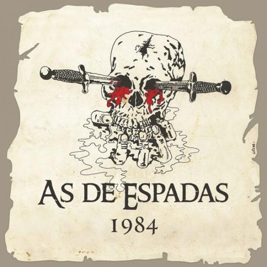 AS DE ESPADAS - 1984 Vinyl LP