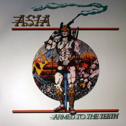 ASIA - Armed To The Teeth / Asia CD