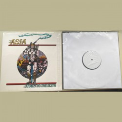 ASIA - Armed To The Teeth Vinyl (TEST PRESS) LP
