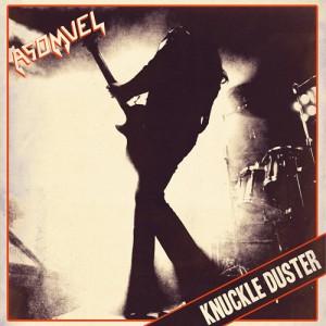 ASOMVEL - Knuckle Duster (Orange Vinyl)