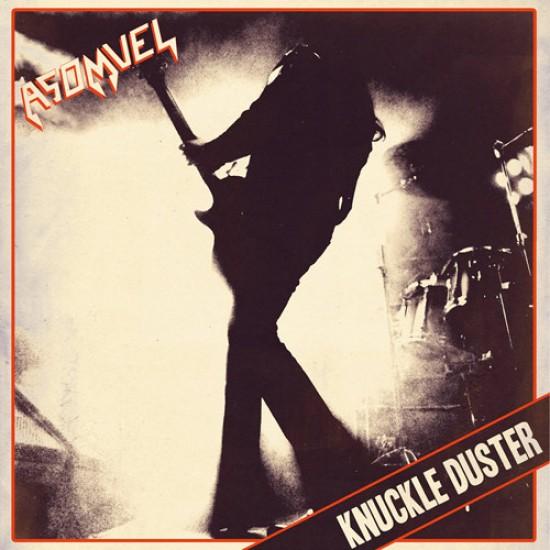 ASOMVEL - Knuckle Duster (Orange Vinyl) LP