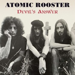 ATOMIC ROOSTER - Devil's Answer CD