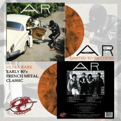ATTENTAT ROCK - Attentat Rock Colour Vinyl