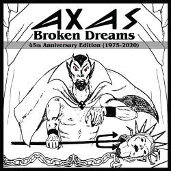 AXAS - Broken Dreams 2CD