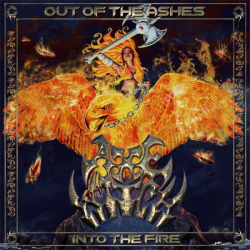 AXEWITCH - Out Of The Ashes Into The Fire  CD