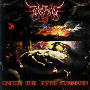 BLOODFIEND - Under The Evil Command