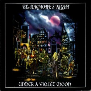 BLACKMORE'S NIGHT - Under A Violet Moon + OBI