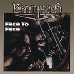 BRAINFEVER - Face To Face CD (USED!)