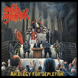 BEYOND DESCRIPTION - An Elegy For Depletion CD