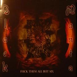 BLACK MANTA - Fuck Them All But Six MCD