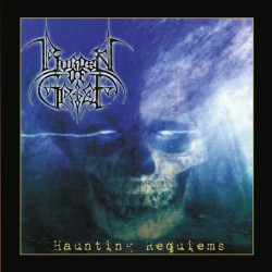 BURDEN OF GRIEF - Haunting Requiems CD