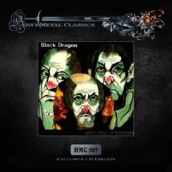 BLACK DRAGON - Heavy Metal Intoxication CD