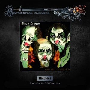BLACK DRAGON - Heavy Metal Intoxication