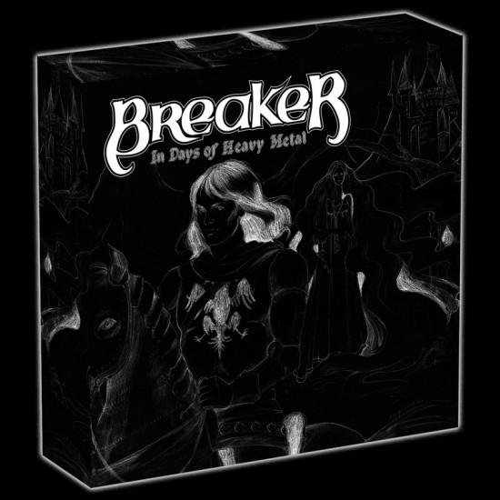 BREAKER - In Days Of Heavy Metal Box