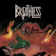 BREATHLESS - Breathless + Sticker CD