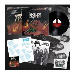 BREATHLESS - Breathless Black Vinyl LP