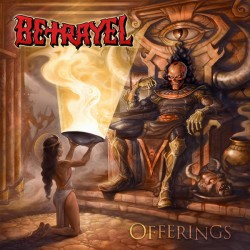 BETRAYEL - Offerings CD