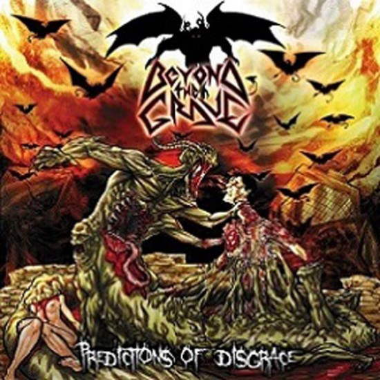 BEYOND THE GRAVE - Predictions Of Disgrace CD