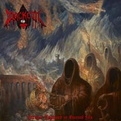 BLACKEVIL - Forever Baptised In Eternal Fire Black Vinyl LP