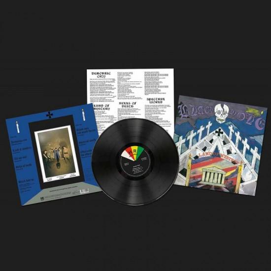 BLACK HOLE - Land Of Mystery Vinyl LP