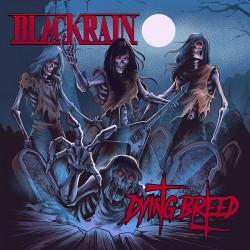 BLACKRAIN - Dying Breed CD