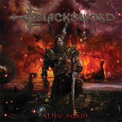 BLACK SWORD THUNDER ATTACK - March Of The Damned